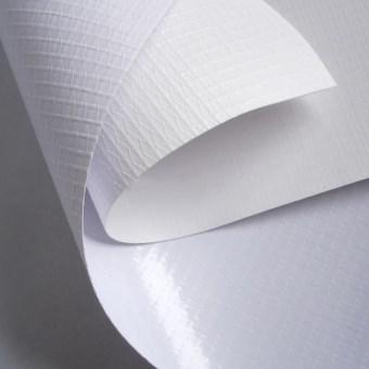ламинированная баннерная ткань